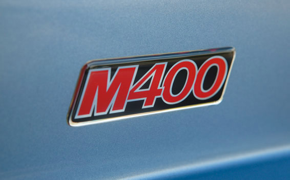 Noble M400 5