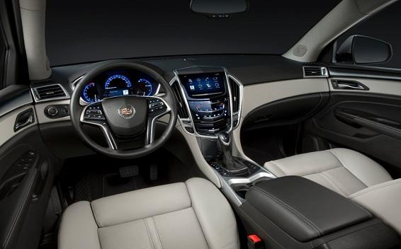 GM SRX 4