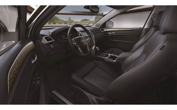 GM SRX 11