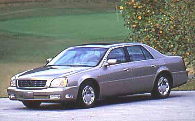 GM Deville DHS (1999)