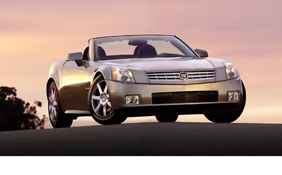 GM XLR XLR LHD AT 4.6 (2005)