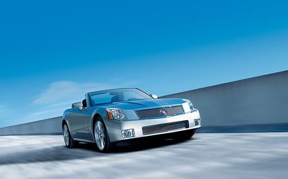 GM XLR XLR V LHD AT 4.4 (2008)