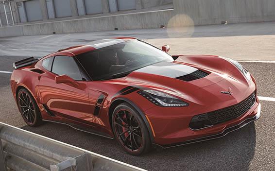 GM Corvette 1