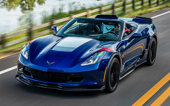 GM Corvette 2
