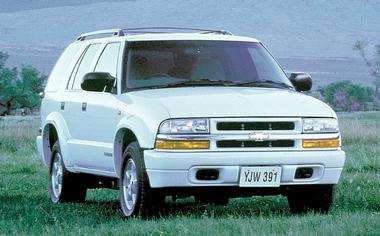 GM Blazer LS 4X4 (1999)
