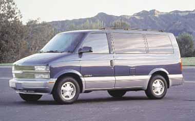 GM Astro LS 4X4 (1999)