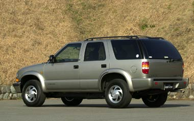 GM Blazer 2