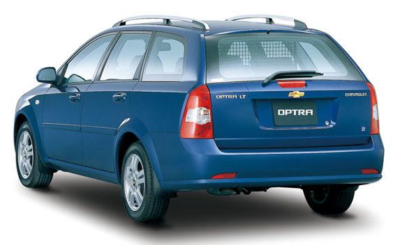 GM Optra 2