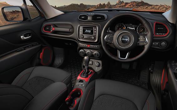 Chrysler Renegade 9