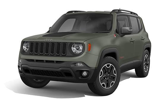 Chrysler Renegade 29