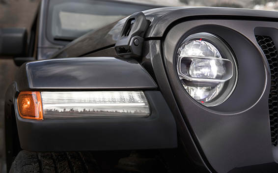 Chrysler Wrangler 7
