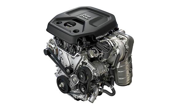 Chrysler Wrangler 8