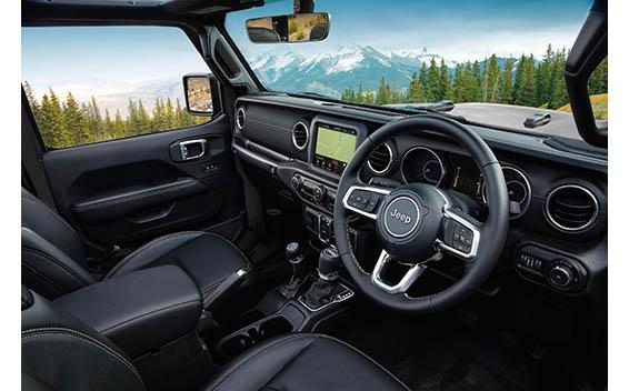Chrysler Wrangler 10