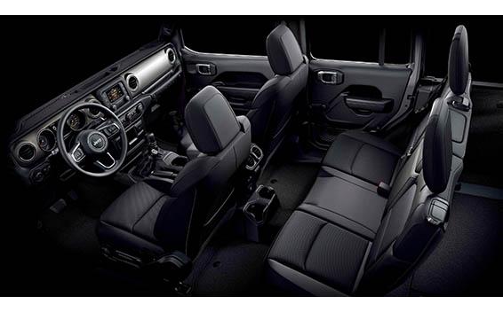 Chrysler Wrangler 11