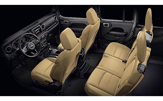 Chrysler Wrangler 12
