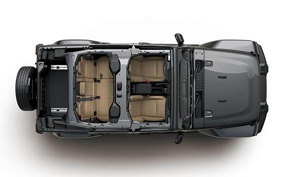 Chrysler Wrangler 13