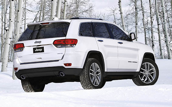 Chrysler Grand Cherokee 2