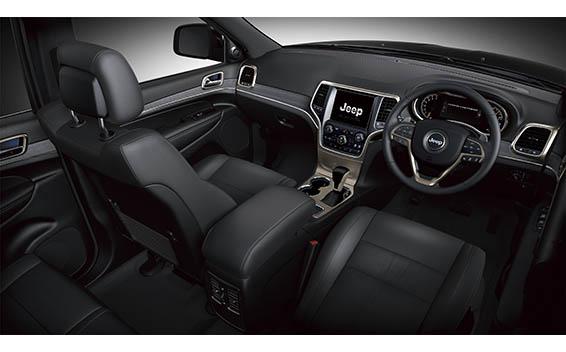 Chrysler Grand Cherokee 14