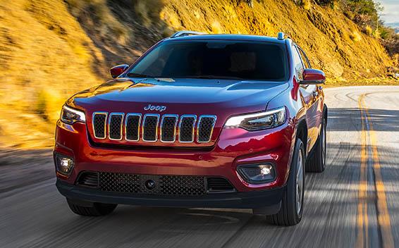 Chrysler Cherokee 3