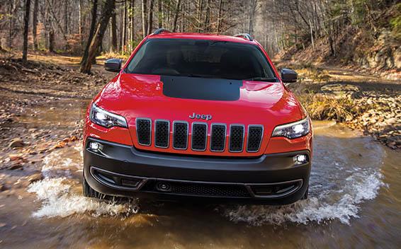 Chrysler Cherokee 5
