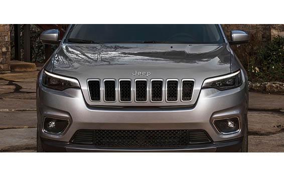 Chrysler Cherokee 11