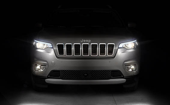 Chrysler Cherokee 12
