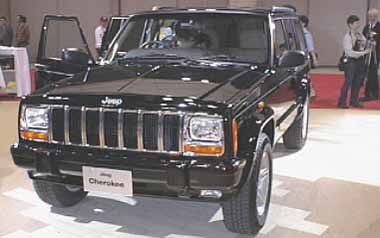 Chrysler Cherokee LIMITED (1999)