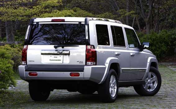 Chrysler Commander 2