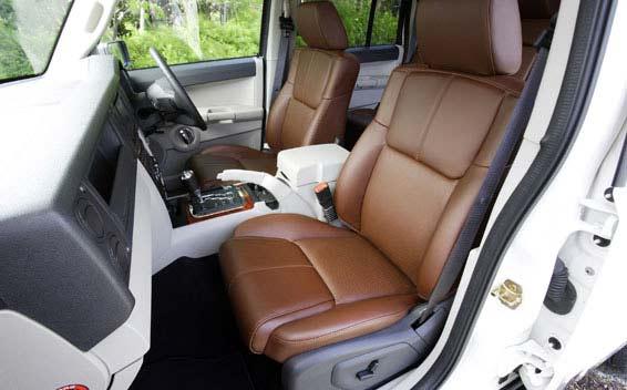 Chrysler Commander 7