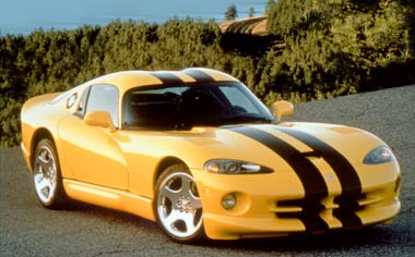 Chrysler Viper GTS COUPE LHD MT (2001)