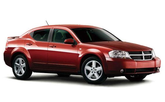 Chrysler Avenger 1