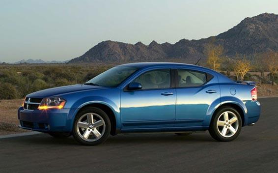Chrysler Avenger 6