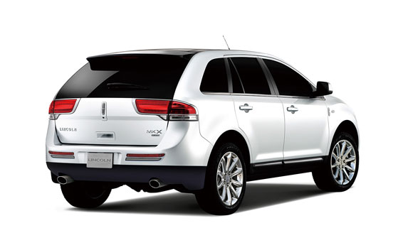 Ford MKX 2