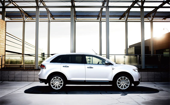 Ford MKX 3