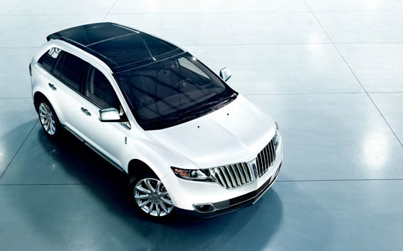 Ford MKX 4