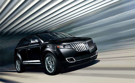 Ford MKX 5