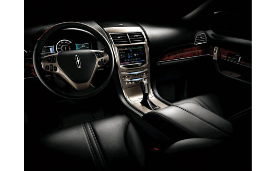 Ford MKX 7