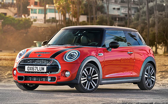 Bmw Mini Cooper Sd 3door Rhd At 20 2018 Japanese Vehicle