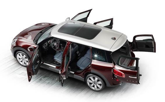 BMW MINI Clubman 8