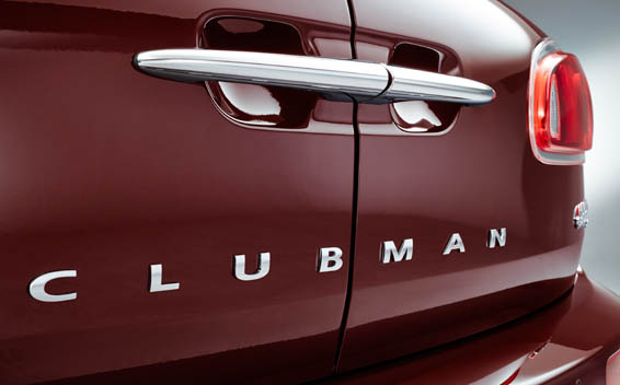 BMW MINI Clubman 15