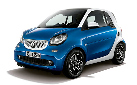 Mercedes-Benz ForTwo CP 3