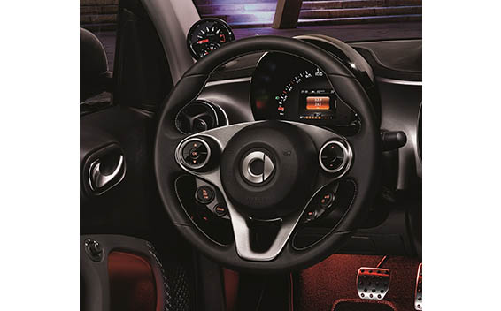 Mercedes-Benz ForTwo CP 11