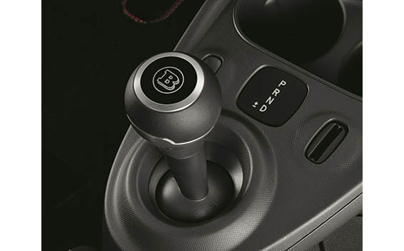 Mercedes-Benz ForTwo CP 13