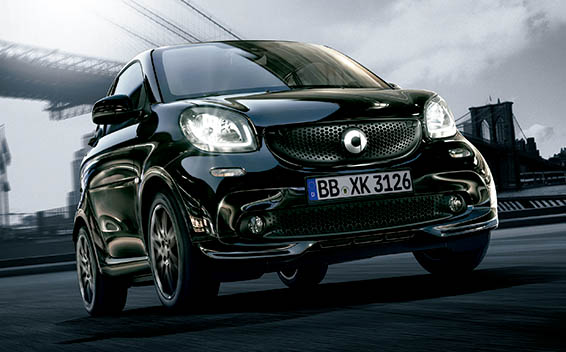 Mercedes-Benz ForTwo CP 14