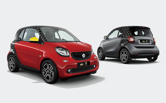 Mercedes-Benz ForTwo CP 16