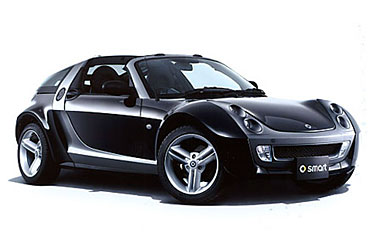 Mercedes Benz Smart Coupe Brabus Rhd At 0 7 2003