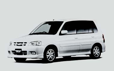 Ford Festiva Mini Wagon 1