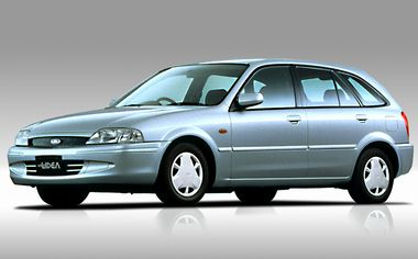 Ford Laser Lidea GL-X S AT 1.5 (1999)