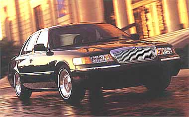 Ford Grand Marquis 1