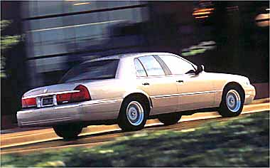Ford Grand Marquis 2